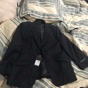 NWT Armando Martillo suit jacket blazer size 8H
